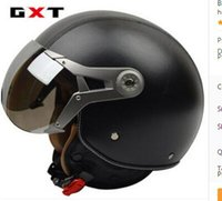 air force helmets - Brand retro air force unisex full face motorcycle helmet casque motocross helmet cascos para moto downhill scooter helmet G
