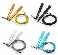Jump Ropes 3m Monofuctional Metal Boxing Gym Jumping Speed Exercise Fitness Crossfit Jump Gym Skipping Rope New Arrival
