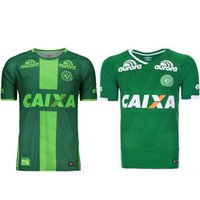 Wholesale Chapecoense home jerseys away jerseys Thai Quality Guadalajara Monterrey Maillot De Foot shirts