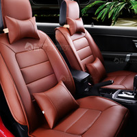 accord seat covers - Hot selling colors car seats covers easy to clean Noble Ford CRV Toyota Corolla Honda Accord Black Brown Creamy white