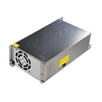 auto led driver - 12V A W Switching Power Supply Driver for LED Strip with Cooling Fan ON OFF Auto Control