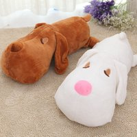 animal best hearing - 60cm plush dog toy cute animal soft pillow stuffed soft big heard dog doll kids toys best gift for children