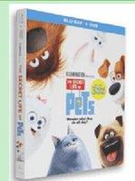 Wholesale The Secret Life of Pets Cartoons Movie bd Disc bluray Set US Version Boxset New