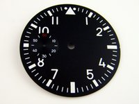 Wholesale P44 Debert mm Watch Dial Watch case Fit st36 movement Luminous Dial Low price and good quality Dial