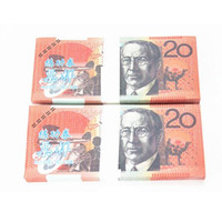 australian notes - 20 Australian Dollar Set Paper Money Notes Training Collect Learning Banknotes