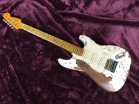 Wholesale New Style handwork RELIC ST electric guitar