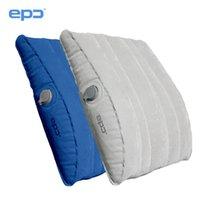 Acheter Oreillers de soutien lombaire-En gros-Epc coussin gonflable coussin de soutien de la taille kaozhen oreiller extérieur voyage de voiture lombaire auto-conduisant le tapis de camping de voyage