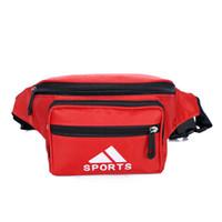 Wholesale Unisex Handy Waist Belt Bag Travel Sports Pack Hiking Running Belt Pack Waist Leg Bag Pouch Bolso Small Bag