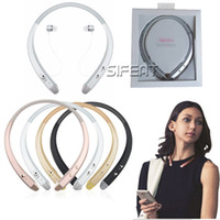 Wholesale HBS913 HBS Bluetooth Headset earphone Stereo wireless headphone earphones for LG iPhone Samsung iphone7 plus s7 s7edge