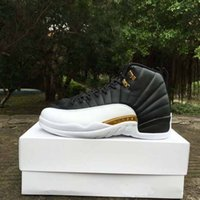 Wholesale Drop Shipping Air Retro Wings With Real Carbon Fiber big kids Men Basketball Sport Shoes Size Ship With Box