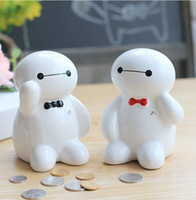 banking articles - Ceramic piggy bank Handicraft furnishing articles Children s birthday present creative Attractive resin animal small place Very cute