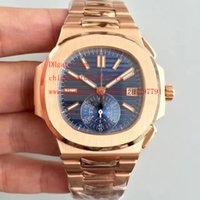 automatic maker - Luxury High Quality BP Factory Maker mm x mm Rose Gold Bracelet with Black Blue Dial Miyota Movement Automatic Mens Watch Watches