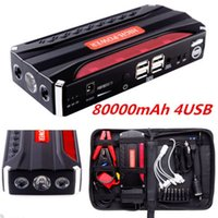 Wholesale 12V MAH Portable Car Jump Starter Pack Booster Charger Battery Power Bank