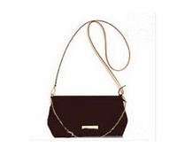 Wholesale Free shiopping Hot sell new womens leather fashion female shoulder bags handbags tote bags M95567 color pick chain