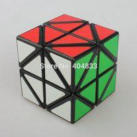 Precio de Helicópteros negros-Envío libre de la gota del envío del cubo del helicóptero del Cubo Magico de Cubo Magico Cubo mágico negro / blanco del cubo del helicóptero de Wholesale-X-Cube