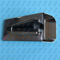 Machining Parts bias tape maker - CLOVER BIAS BINDING TAPE MAKER quot inch mm for Sewing Quilting BTM50 for sewing accessories for industrial sewing machines
