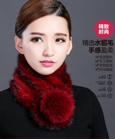 Wholesale Scarf with woolen have five colors women can drap around their shoulders