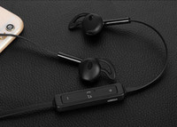 Wholesale High quality bluetooth headphones Sport wireless Earphones bluetooth wireless earbuds mm earphones with Mic wireless headphones