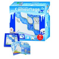 animal puzzle adventure - North Pole Adventure puzzle camouflage kids toys Best parent child game