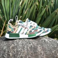 Flat best tennis shoes - 2017 Adidas Original NMD XR1 x Mastermind Japan Skull Men s Casual Running Shoes Best Quality Boost Fashion Sneakers With Box