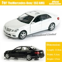amg cars - 1 Scale Diecast Alloy Metal Sports Car Model For Thebenz E63 AMG Collection Model Pull Back Toys Car