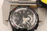 automatic chrono - 2016 hot sale mens NEW ARRIVALTG Carrea Calibre Space Chrono Flyback Stopwatch Black watch fashion wristwatch