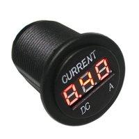 Wholesale B800R Auto Car Motorcycle V V Digital Ammeter Voltage Meter