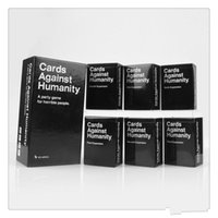 Wholesale Cards Against Humanities AU Basic Edition Cards Of Humanity And US Expansion complete Set Top Quality