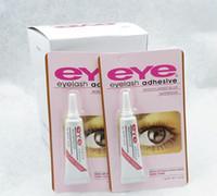 Wholesale Factory Direct DUO Water proof Eyelash Adhesives glue G White BlacK Make Up Tools