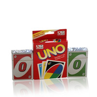 basketball board games - UNO Poker Card Family Fun Entermainment Board Games Standard Edition Kids Funny Puzzle Game Christmas Gifts