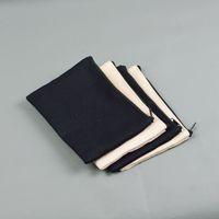 Wholesale 35Pcs Leisure travel hand zipper canvas cosmetic bag cosmetic bag wash gargle bag factory in shenzhen