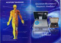 Wholesale 4pcs Hot piece Big Size Quantum Resonance Magnetic Analyzer Diagnostic Health Analyzer Acupoint Massage Quantum Analyzer