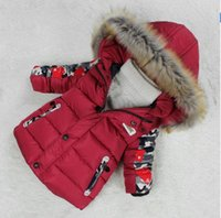 Wholesale hot Male child wadded jacket children s clothing winter outerwear thickening child cotton padded jacket baby cotton padded jacket