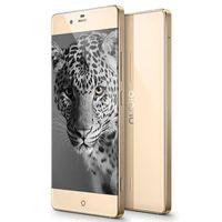 achat en gros de zte lte usb-ORIGINAL ZTE Nubia Z9 Elite Edition 4G Téléphone mobile LTE Qualcomm Snapdragon 810 Octa Core 5.2 pouces FHD écran 4G RAM 64G ROM Smartphone
