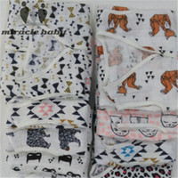 Wholesale Miracle Baby M Size Baby Cotton Soft Vest Sleeping Bag Sleepsacks Swaddle Wrap Caught Straddle Kick Against for Newborns Unisex