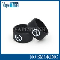 ban ring - Ban Sexual Pattern Vape Band No Fart No Touching Design Unique Rubber O Ring From Steam Shark Vapethink