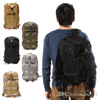 Wholesale Ship from USA L Tactical Backpack Rucksacks Sport Camping Molle Trekking Bag D Shoulder Bag Outdoor Bags