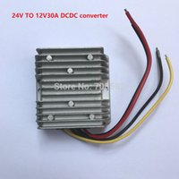 Wholesale DC24V to DC V A step down power supply module regulator waterproof buck converter