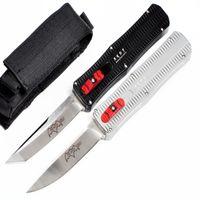 bat knife - Microtech bat HRC D2 Hunting Folding Pocket Knife Survival Knife Xmas gift for men copies D2 freeshipping