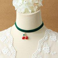 Wholesale Gothic jewelry vintage lace necklaces pendants women accessories choker necklace false collar statement necklaces JL