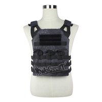 Precio de Proteger paintball-WoSporT JPC Tactical Vest Chest Rig Jumper portador Nylon MOLLE Gear para Airsoft deportes Paintball Caza Shootin Combat Protected Vest