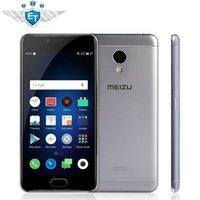Wholesale Original Meizu M3S Mini quot Cell Phone MTK6750 Octa Core Metal Body mAh MP mTouch2 Fingerprint