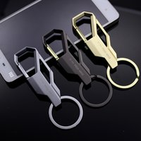 Promotion best selling cars for women - Best Selling Car Key Chain Key Ring Business Gift for Men With Gift Box
