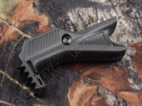 Wholesale Tactical pictinny rail handguard cover cobra tactical front grip foregrips nylon hunting shooting BK R1442
