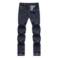 angelo lighting - jeans Angelo Galasso mens fashion jean new model nice shopping style solid color fabric fine gentleman