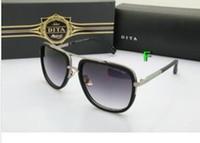 Wholesale Dita Sunglasses Men New Unisex Dita Grandmaster Five Sunglasses Women Brand Designer Sun Glasses Men Vintage Sunglas DITA