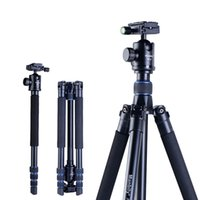 Wholesale Manbily AZ300 Professional Tripod For DSLR Camera Compact Travel Tripod Monopod With Ball Head SLR Camera Stand Better than Q999