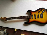 Wholesale factory direct sales to accept customization deal with surprise Korea s export eagle electric guitar quality guaranteed