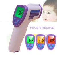 Digital baby thermometer - Diagnostic tool Digital Thermometer For Baby Adult Non Contact Infared Thermometer Body Temperature Sensor Measure Color Backlight