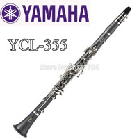 Wholesale Brand New Clarinete Buffet Clarinet YCL Professional Key Clarinet Case Crampon Klarinet Bakelite Klarnet
